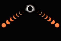 Total Eclipse Phases