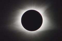 Total Solar Ecllipse 2017 coronal image